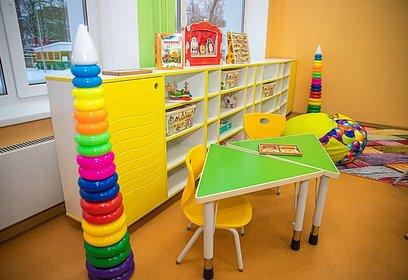 Новый детский сад на300 мест появится вОдинцовском округе в2023 году