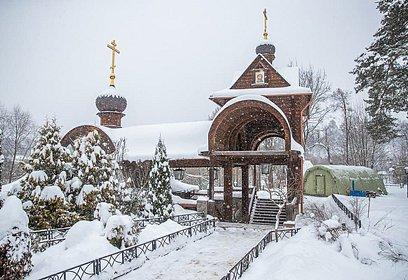 Центр гражданской защиты Одинцовского округа провел тренировку перед Крещенскими купаниями