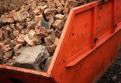 Внедрение системы контроля обращения состроительными отходами стало одной изтем совещания главы Одинцовского округа