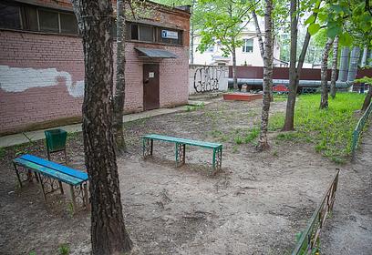 Жители муниципалитета смогут выбрать дворовые территории дляблагоустройства в2022 году