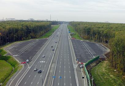 До20августа будет ограничиваться движение наотдельных участках «Северного обхода Одинцово»