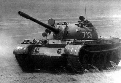 Впарке «Патриот» 31июля продемонстрируют танк Т-55