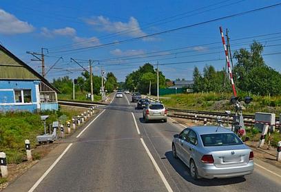 Внимание! Ремонт железнодорожного переезда 189 км 2пк перегона «Кубинка-2— Лукино»