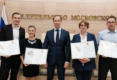 Тренер изОдинцовского округа получила сертификат наприобретение жилья
