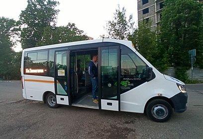 ВЗвенигороде после обсуждения сжителями имониторинга изменится расписание ряда автобусных маршрутов