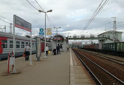 Платформа «Голицыно» участвует вголосовании поремонту железнодорожных станций