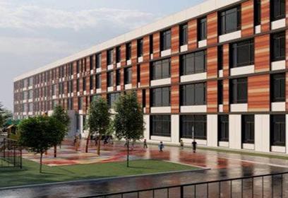 Строительство школы на2200 мест началось вЖК «Гусарская Баллада»