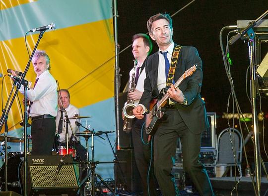Салют в честь Дня Победы в Одинцово посетило рекордное число зрителей, Валерий СЮТКИН