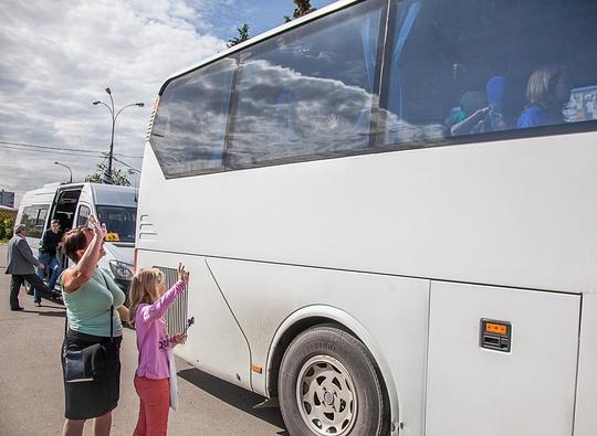 Одарённые дети Одинцовского района отправились наотдых винновационный лагерь «Наукоград»
