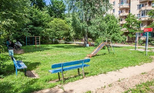В ходе масштабной ревизии в Одинцовском районе проверили 201 детскую площадку