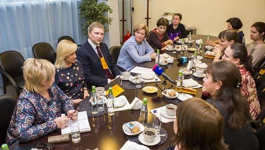 ВОдинцовском районе создадут совет родителей