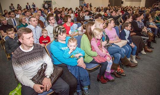 Ещё 120 многодетных семей Одинцовского района получили земельные участки