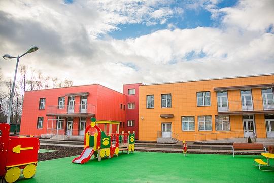 Новый детский сад на225 мест открылся вселе Юдино