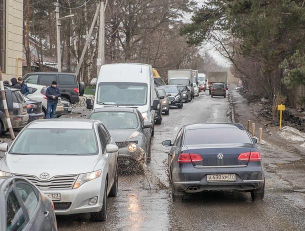 Комплексная реконструкция улицы Московская вНемчиновке начнется 1июня
