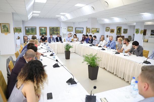 Более 90национальностей приняли участие вIII Московском областном Фестивале национальных культур, Август
