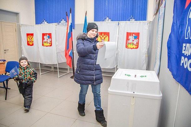 Завершилось предварительное голосование закандидатуры вСовет депутатов Одинцовского городского округа, Февраль