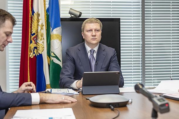 Входе еженедельного планерного заседания главы Одинцовского района сглавами поселений были рассмотрены обращения жителей всоциальных сетях, Апрель