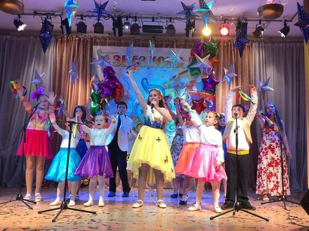 Приподдержке сторонников партии вКДЦ «Молодёжный» прошел конкурс-фестиваль «Звездопад», Май