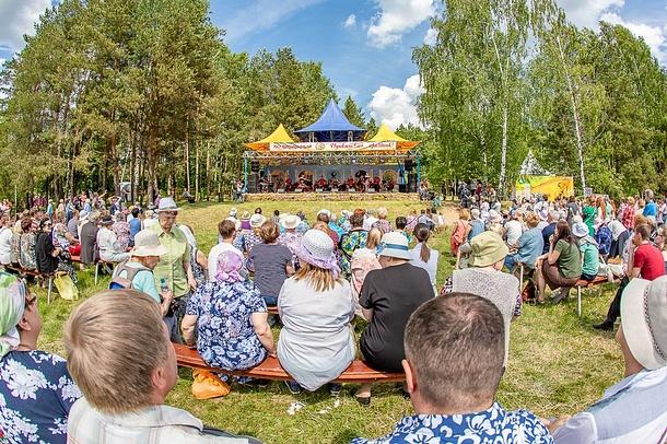 Более 2000 мероприятий пройдет летом впарках Одинцовского городского округа, Июнь