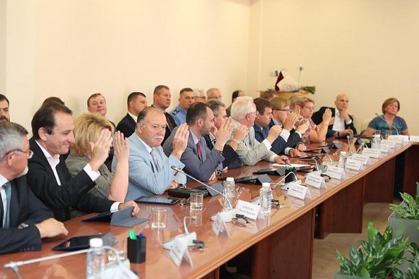 7 июня, на сессии Совета депутатов в одинцовском кампусе МГИМО в ходе голосования был избран глава Одинцовского городского округа на последующие 5 лет, им стал Андрей Иванов, Июнь