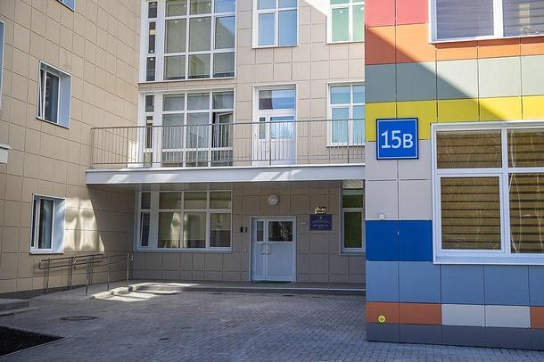 Доконца года вОдинцово будет достроена школа, откроется детский сад иполиклиника, Июль