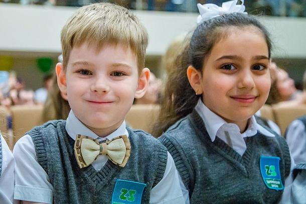 Более 46тысяч школьников Одинцовского округа вновом учебном году, Август
