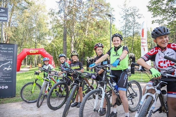 Новая велодорожка «Виражи» открылась вОдинцовском округе, Сентябрь