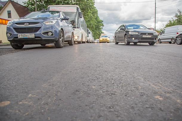 Более 40километров дорог отремонтировали вОдинцовском городском округе в2019 году, Октябрь