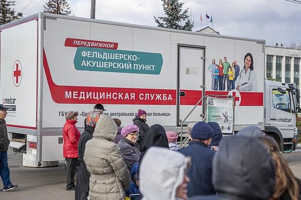 Прививку отгриппа сделали 38тысяч жителей Одинцовского округа, Октябрь