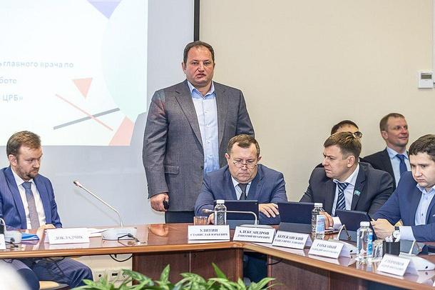 НаСовете депутатов Одинцовского городского округа рассмотрели вопросы здравоохранения, Ноябрь