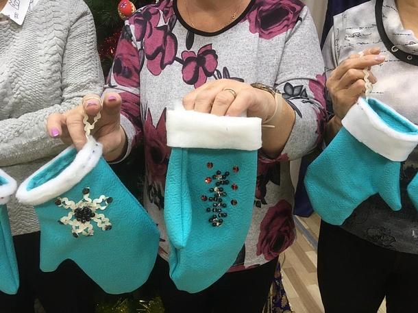 Одинцовские пенсионеры побывали вЗарайске, Декабрь
