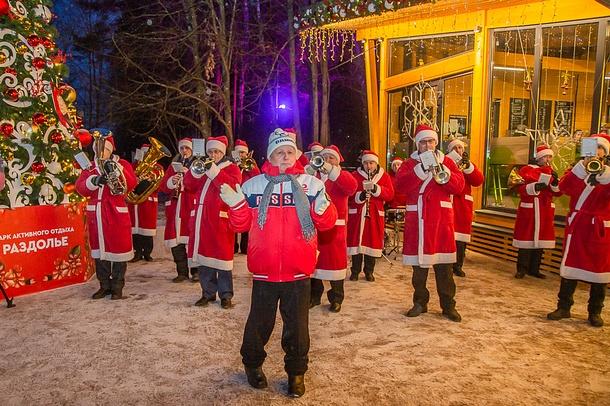 НГод текст 1, Вовремя новогодних праздников вОдинцовском округе пройдут 593 мероприятия