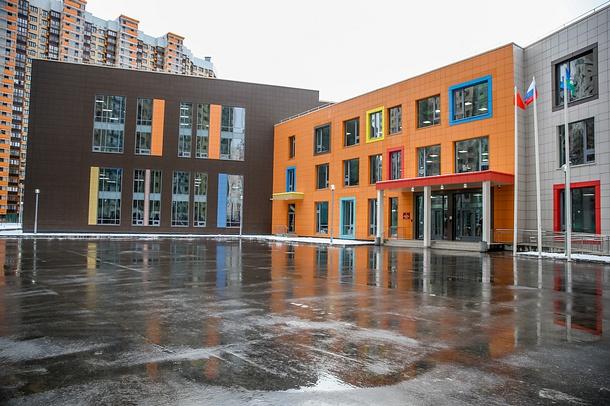 Андрей Воробьев открыл самое крупное бюджетное образовательное учреждение вОдинцовском округе, Январь
