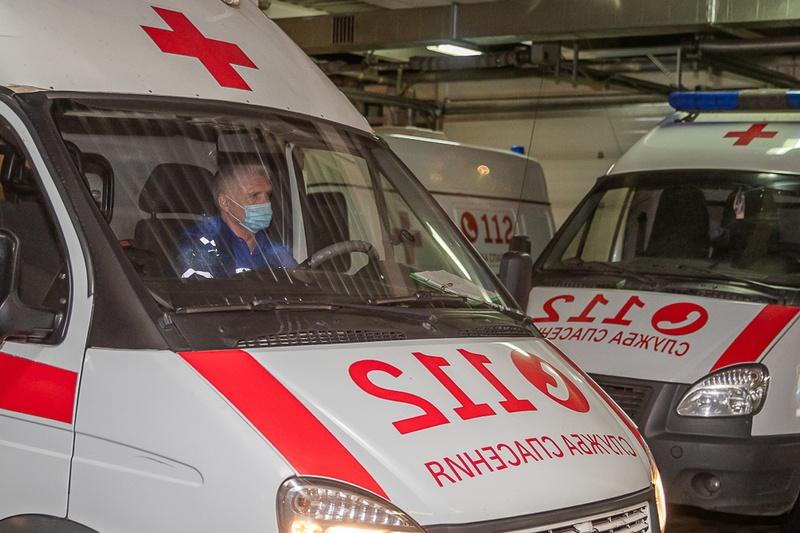 Ежедневно на линию в Одинцовском округе выходит 26 бригад Скорой медицинской помощи, Июнь