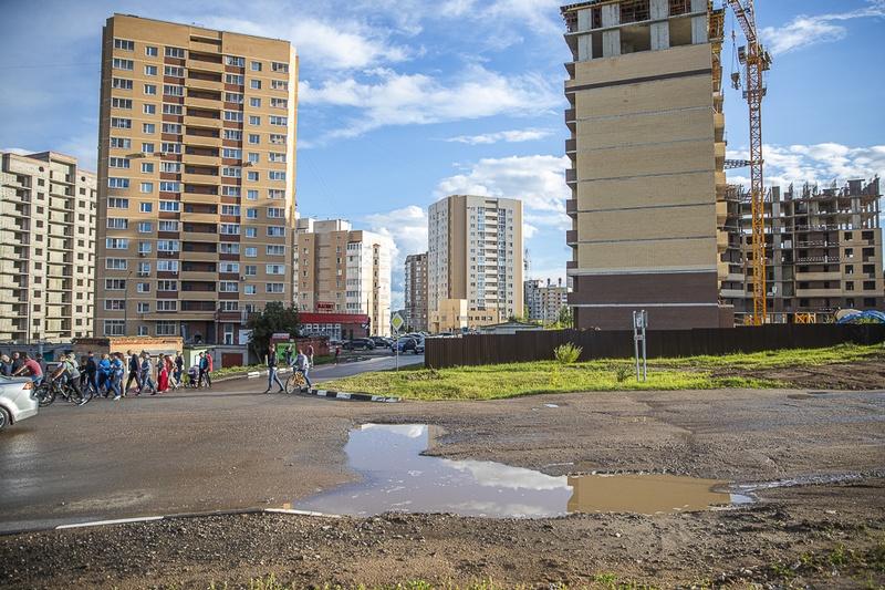 Проблемные дома вЖК «Восточный» достроят засчёт компенсационного фонда, Июнь
