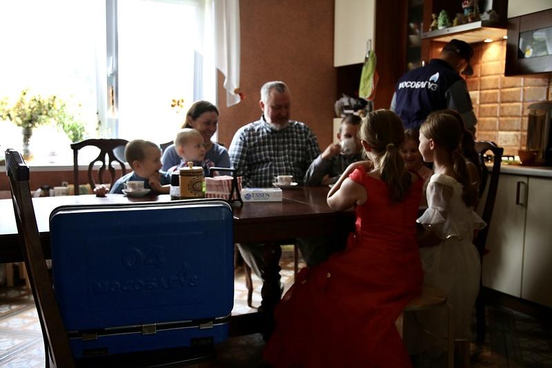 АО «Мособлгаз» бесплатно провел техобслуживание газового оборудования вдомах 100 многодетных семей, Июль