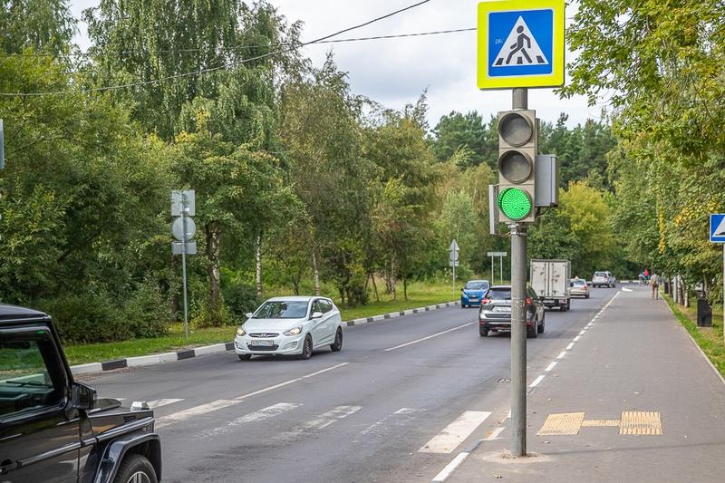 МКУ «Упрдоркапстрой» отчитался омероприятиях поорганизации дорожного движения, Август