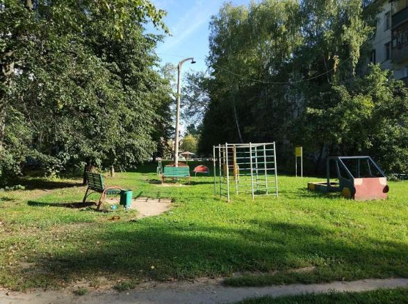 Опрос текст 1, Управление благоустройства Одинцовского городского округа просит жителей и гостей муниципалитета принять участие в опросе на тему демонтажа устаревших детских площадок