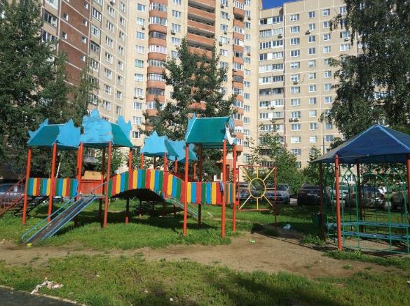 Опрос текст 2, Управление благоустройства Одинцовского городского округа просит жителей и гостей муниципалитета принять участие в опросе на тему демонтажа устаревших детских площадок