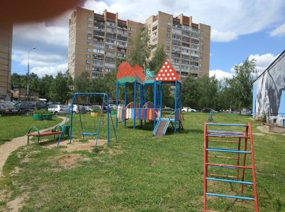 Опрос текст 5, Управление благоустройства Одинцовского городского округа просит жителей и гостей муниципалитета принять участие в опросе на тему демонтажа устаревших детских площадок