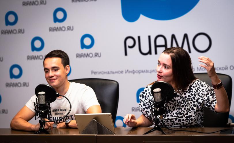 Одинцовцам стал доступен подкаст опутешествиях поМосковской области, Август