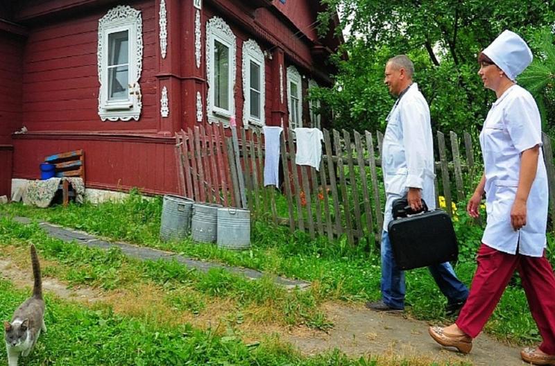 Попрограмме «Земский доктор» вОдинцовский округ в2020 году привлекут 13специалистов, Август
