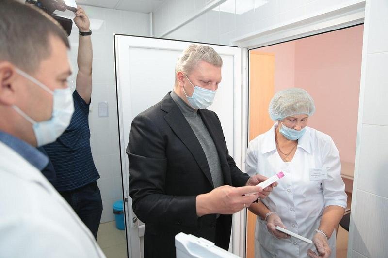 Андрей Иванов: «Сбоев вподаче тепла вКубинке-10быть недолжно!», Сентябрь