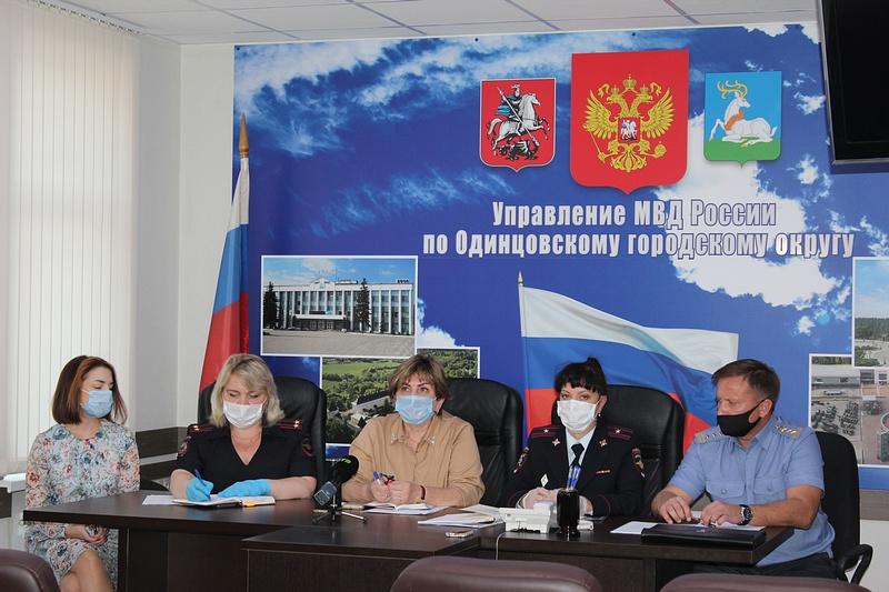 Пресс-конференция попроблемам безопасной езды намототранспорте прошла вУМВД, Сентябрь