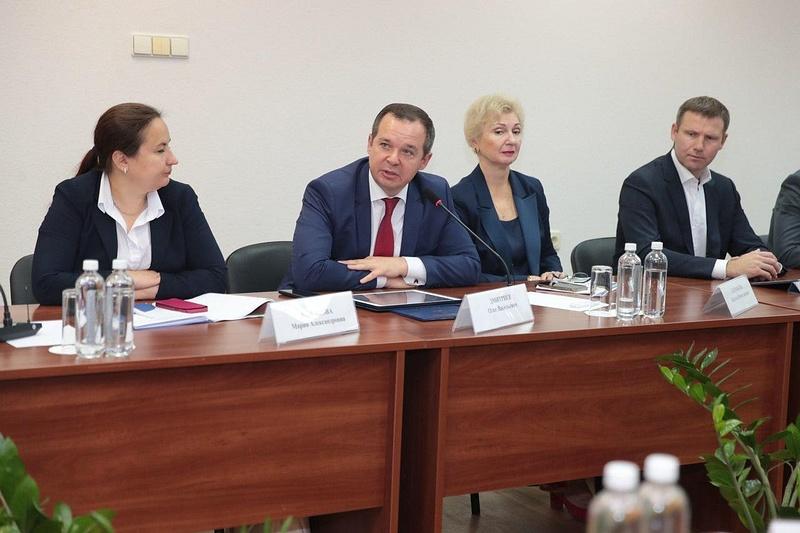 Проведение вакцинации обсудили наеженедельном совещании главы округа вЗвенигороде, Сентябрь