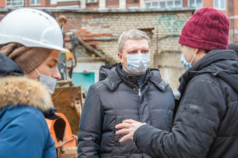 Андрей Иванов: Капрелю котельная №2получит еще дополнительно 60мегаватт тепла, Ноябрь