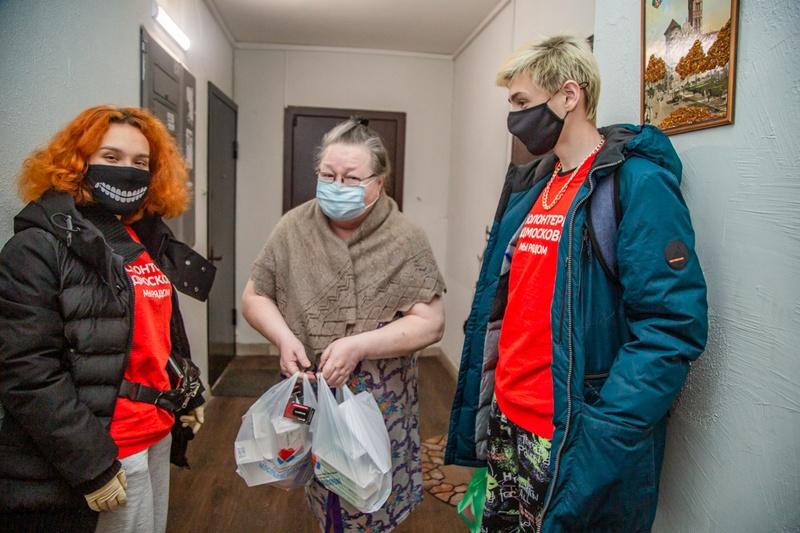 Информационную поддержку вОдинцовском округе получает более 49тысяч граждан старше 65лет, Ноябрь