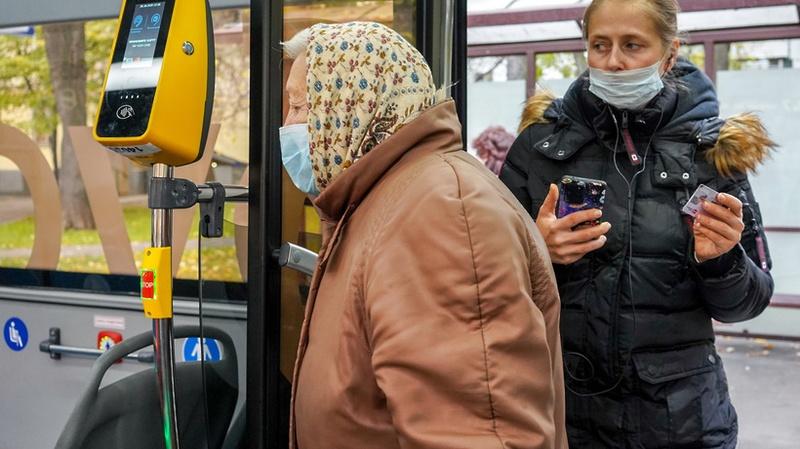 ВПодмосковье заблокируют социальные карты жителям старше 65лет, Ноябрь