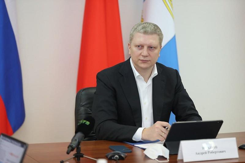 Совещание главы Одинцовского округа вадминистрации Звенигорода, Февраль